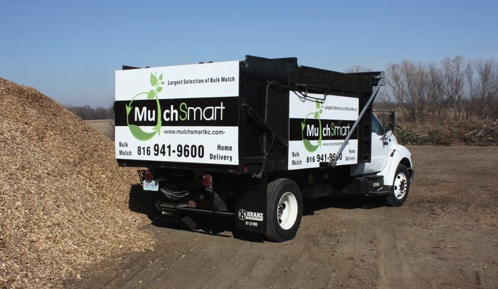 Bulk Mulch Delivery